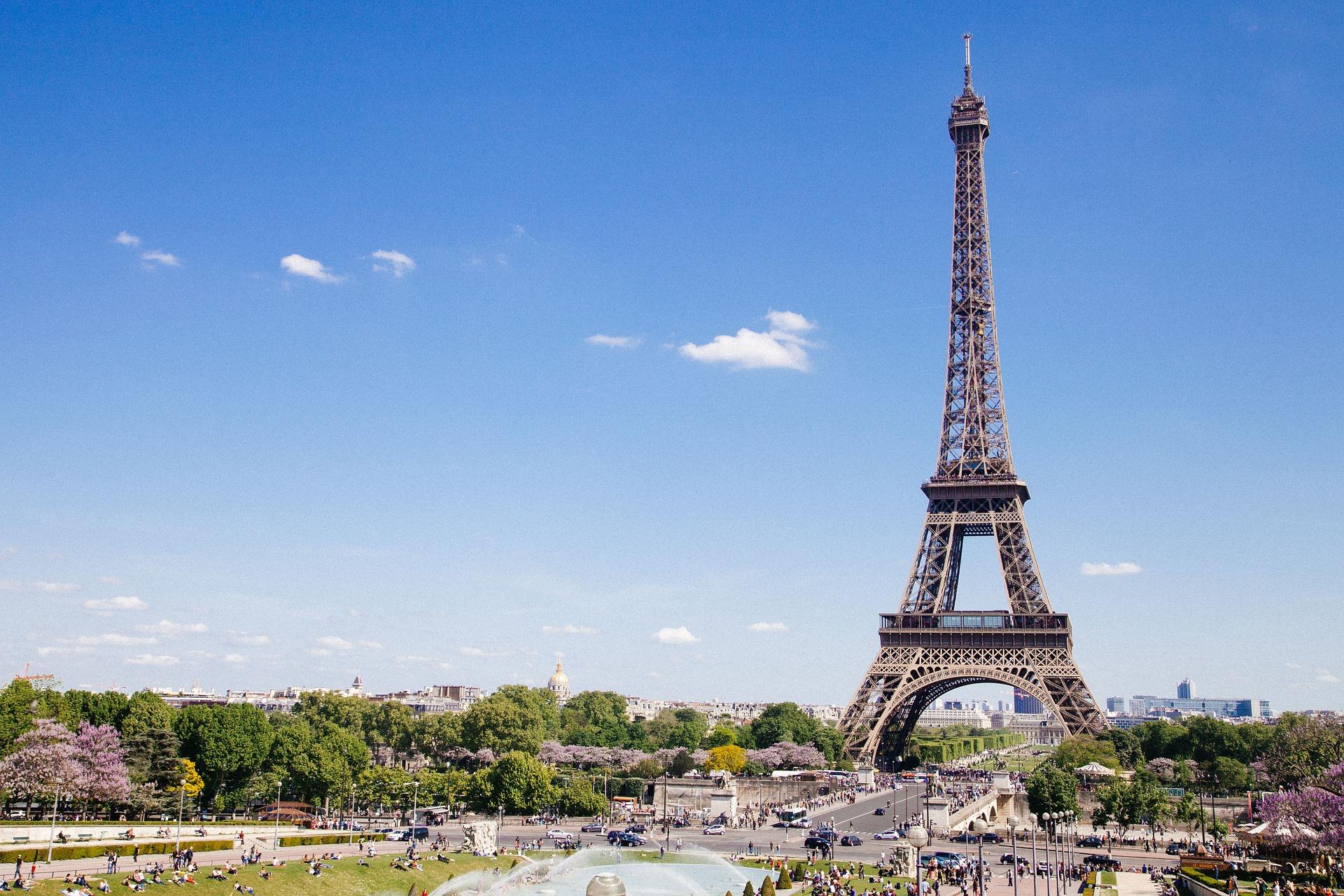 mit dem Fototrainer nach Paris