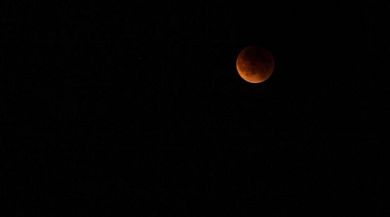 Mondfinsternis fotografieren