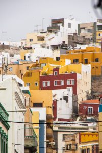 Fotokurs Saarland, Häuser in Gran Canaria