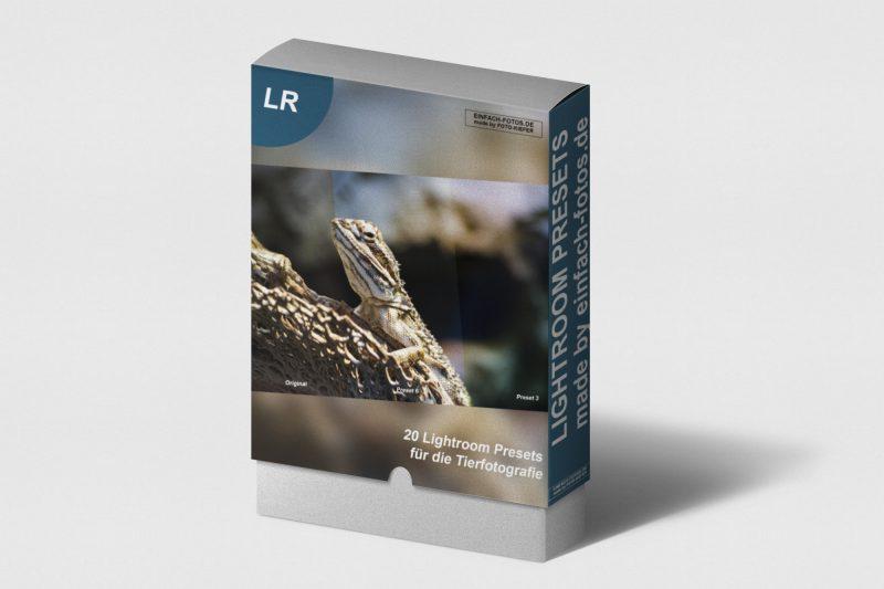 Lightroom Presets für Tierfotografie
