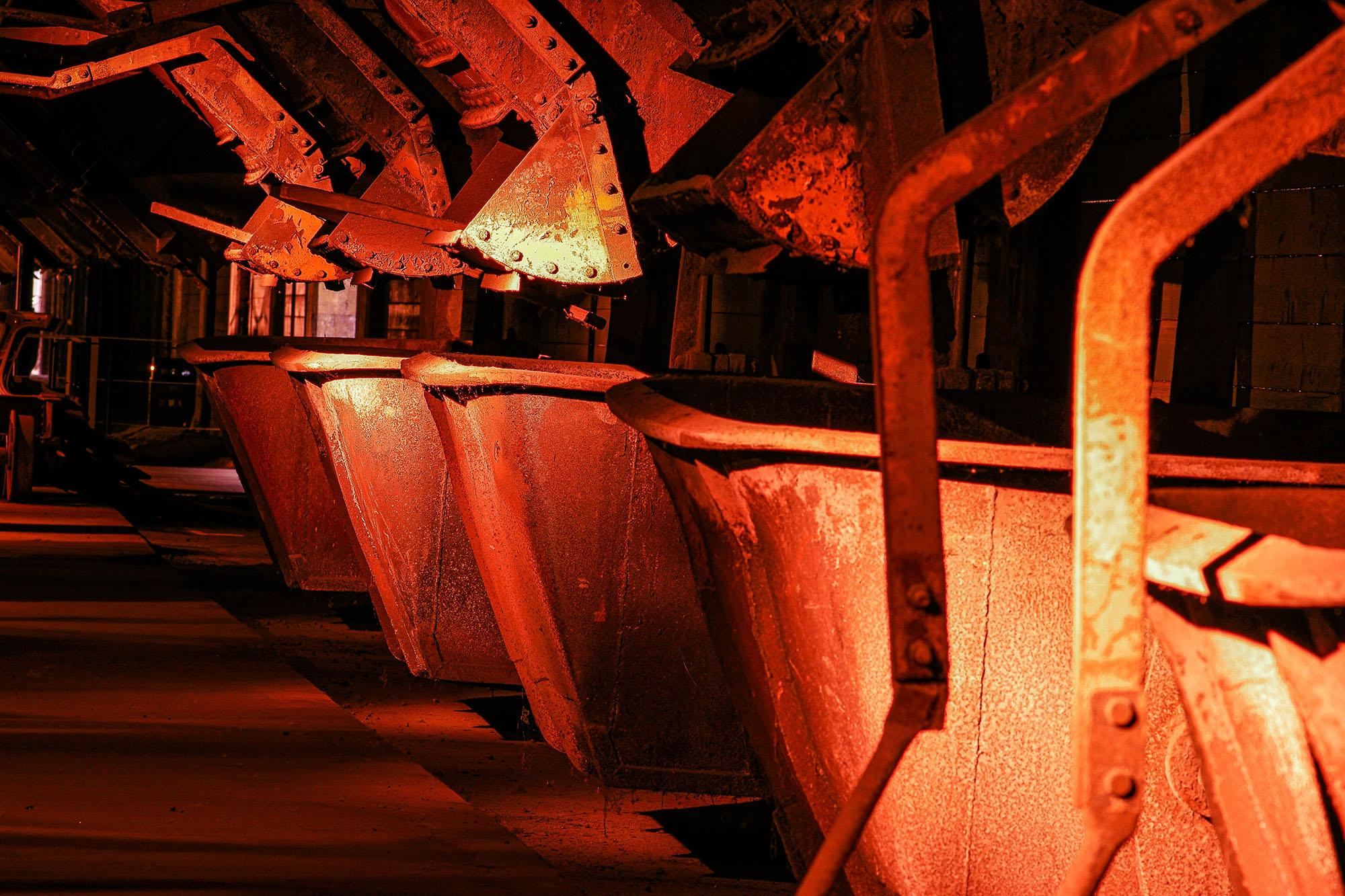 Bild Fotokurs Alte Völklinger Hütte