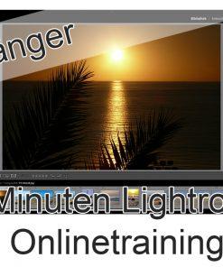 OnlineWorkshop für Lightroom
