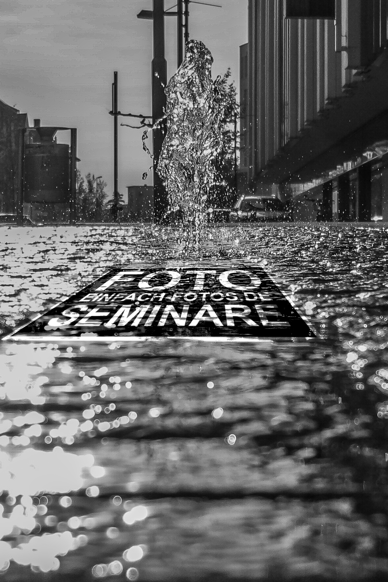 Fotokurs Stadt und StreetfotografieSaarlouis