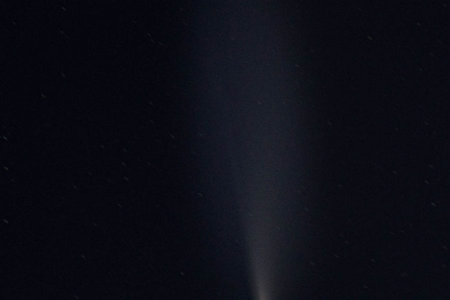 Wie Du Neowise oder andere Kometen fotografiern kannst
