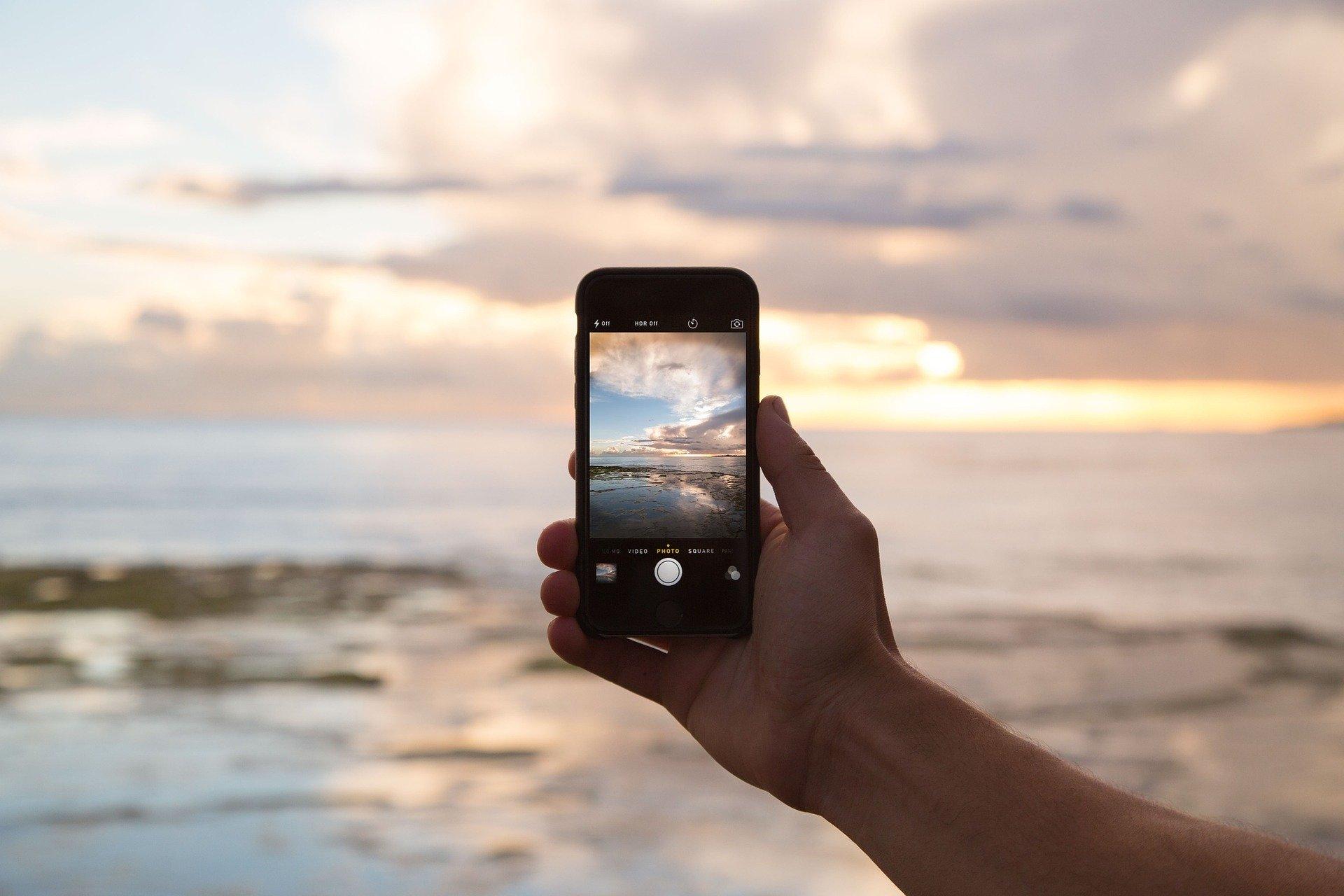 Fotokurs, fotografieren mit dem Smartphone