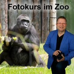 Fotokurs im Zoo in Saarbrücken